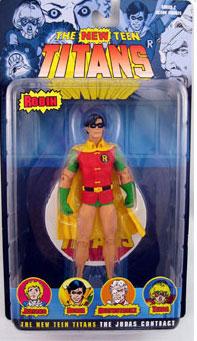 New Teen Titans - Robin