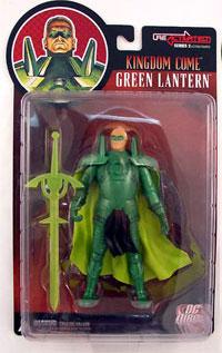 REACTIVATED: Green Lantern Kingdom Come
