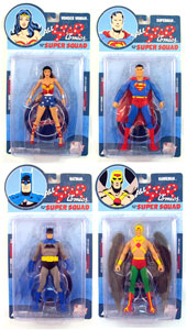 DC Reactivated Series 4 - Set of 4