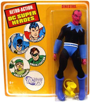 DC Super Heroes Retro-Action - Sinestro