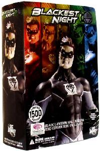 Blackest Night 2010 Wonder-Con Exclusive - Hal Jordan Black Lantern