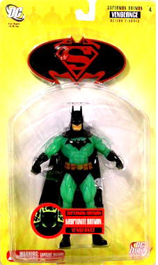 Superman & Batman - Kryptonite Batman
