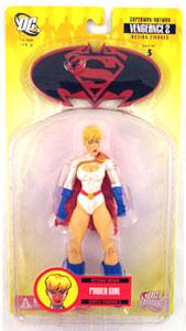 Superman and Batman - Power Girl