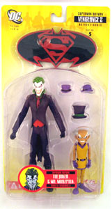 Superman and Batman - The Joker and Mr Mxyzptlk