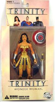 Trinity - Wonder Woman