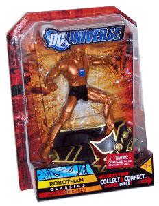 DC Universe - Robotman