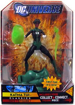 DC Universe - Green Lantern Katma Tui