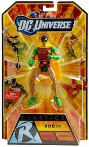 DC Universe 16 - Classic Robin - Modern Head