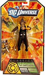 DC Universe Series 17 - Scarecrow Sinestro Corps