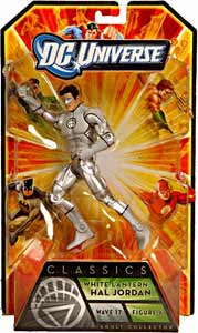 DC Universe Series 17 - White Lantern Hal Jordan