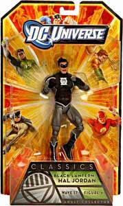 DC Universe Series 17 - Black Lantern Hal Jordan