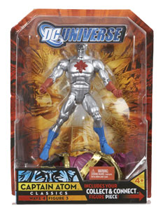 DC Universe - Captain Atom