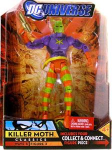 DC Universe - Kalibak Series - Killer Moth