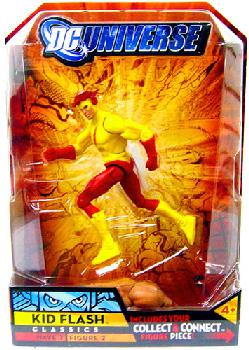DC Universe - Kid Flash