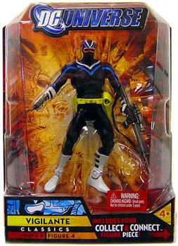 DC Universe - Vigilante