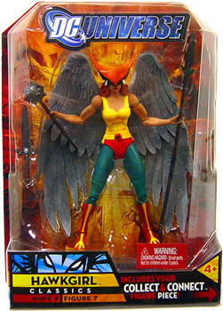 DC Universe - Hawkgirl