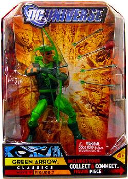 DC Universe - Green Arrow