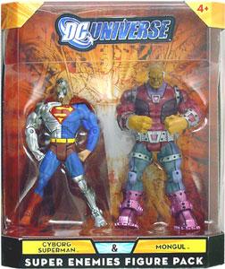 DC Universe - Cyborg Superman and Mongul