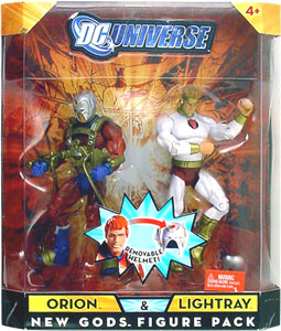 DC Universe - Orion and Lightray