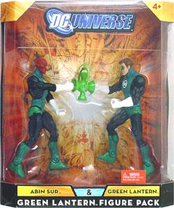 DC Universe - Abin Sur and Green Lantern