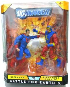 DC Universe - Ultraman vs Alexander Luthor