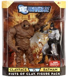 DC Universe - Fists Of Clay - Clayface VS Batman