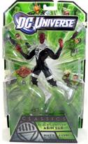 DC Universe - Black Lantern Abin Sur