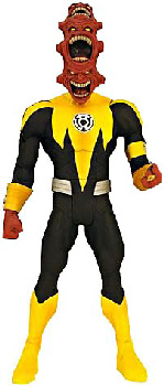 DC Universe - Sinestro Corp Maash
