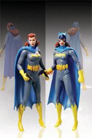 Unmasked - Barbara Gordon _  Batgirl
