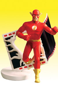 Who Who DC Universe Mystery Box Series 1: The Flash Loose
