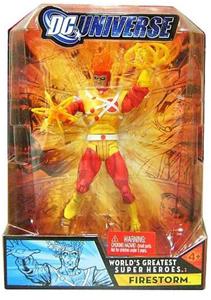 DC Universe World Greatest Super Heroes - Firestorm