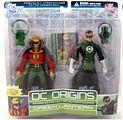 DC Origins - Green Lantern 2-Pack