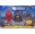 DC Universe Crisis - Batman, Deadshot, Scarecrow