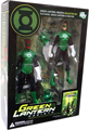 Green Lantern Rebirth Collector Set (Hal Jordan and Sinestro)