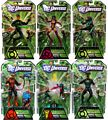 DC Universe Green Lantern Classic Series 2 Set of 6 - BAF Stel