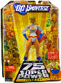 DC Universe World Greatest Super Heroes - Power Girl with Collector Pin