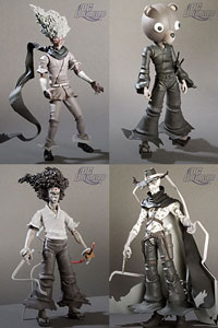 Afro Samurai Set of 4