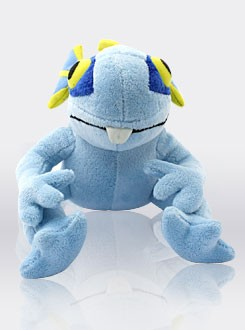 Blizzcon 2007 Baby Murloc Plush Doll