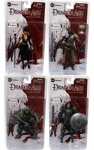 Dragon Age - Series 1 Set of 4