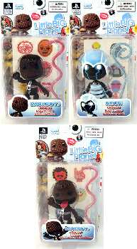 Little Big Planet - Series 1 Set of 3