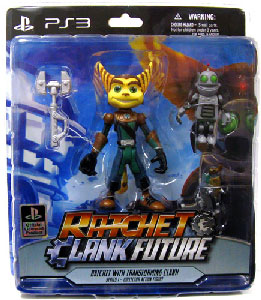 Ratchet and Clank - Ratchet and Transforming Clank