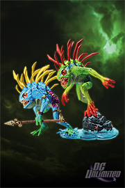 World of Warcraft - MURLOC 2-PACK: FISH-EYE AND GIBBERGILL