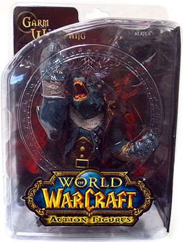 World Of Warcraft - Worgen Garm Whitefang
