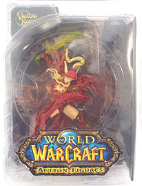 World of Warcraft - Blood Elf Rogue VALEERA SANGUINAR