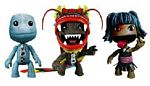 Little Big Planet - Series 2 Set of 3[Denim,Dragon Mask, Sky]