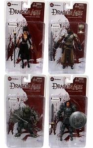 Dragon Age - Series 1 Set of 4