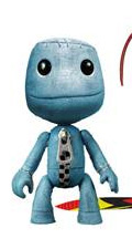 Little Big Planet - Sackboy Denim