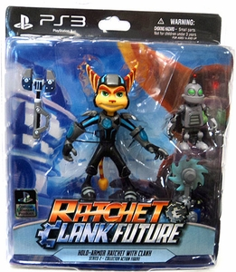 Ratchet and Clank - Halo Armor Ratchet and Clank