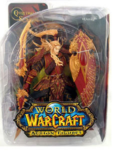 World of Warcraft - Blood Elf Paladin: Quinthalan Sunfire