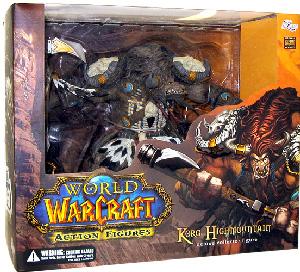 World of Warcraft - Korg Highmountain
